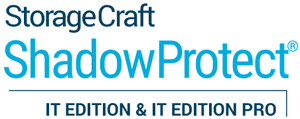 StorageCraft ShadowProtect IT Edition and IT Edition Pro